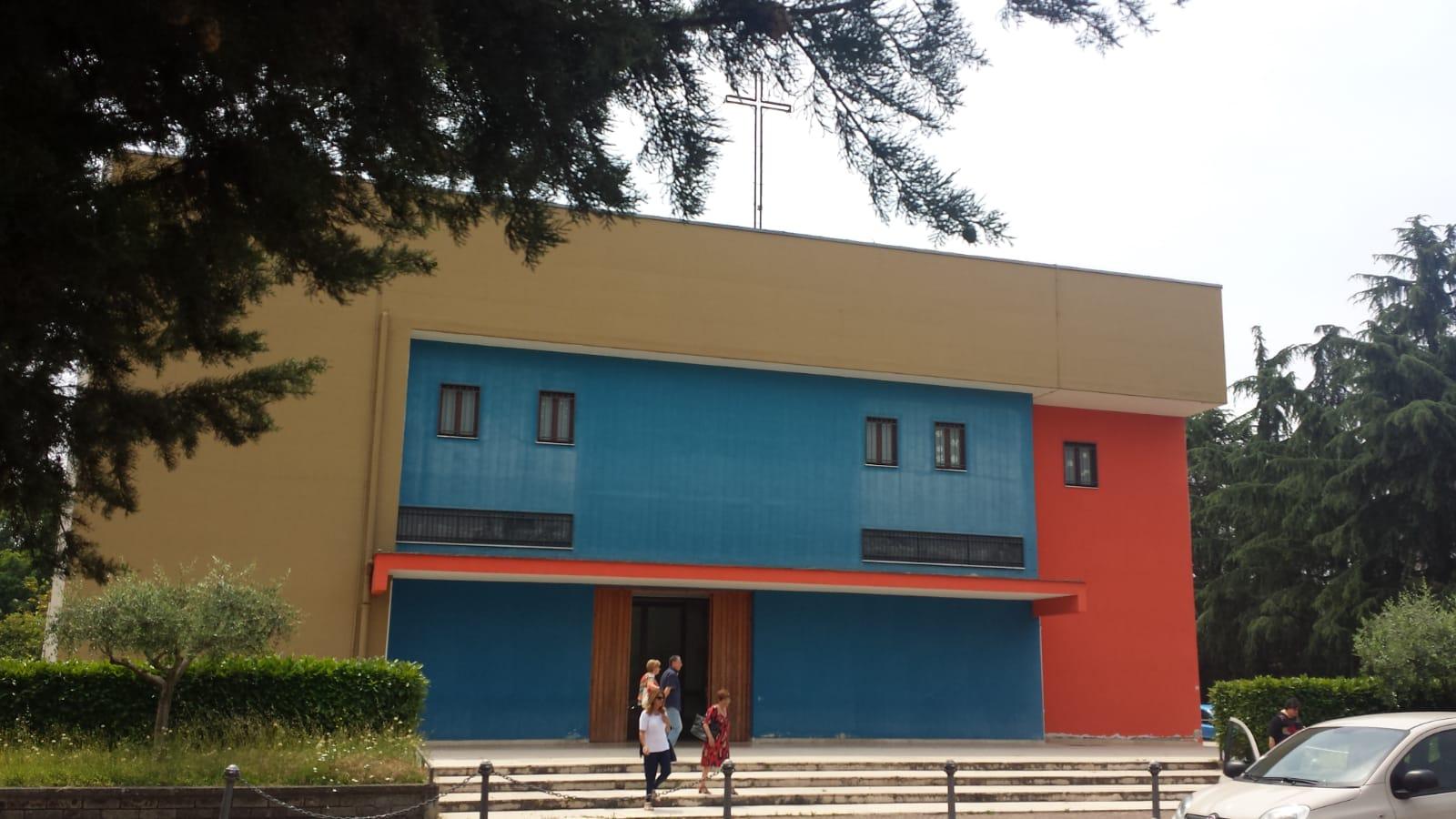 La parrocchia del Suffragio di Pomigliano D'Arco